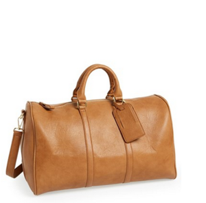 Sole Society 'Cassidy' Duffel Bag- Breezing Through