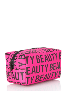 Forever 21 Beauty Junkie Small Cosmetic Bag- Breezing Through