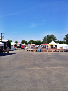 Idaho: West Idaho State Fair- Breezing Through
