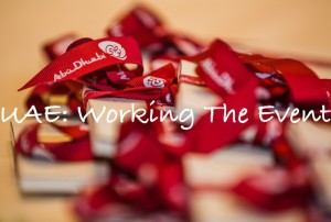 UAE: Working The Event | Breezing Through