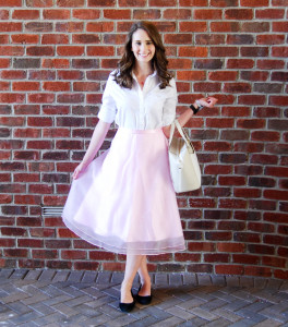How To Wear Tulle Like A Boss | Breezing Through 12