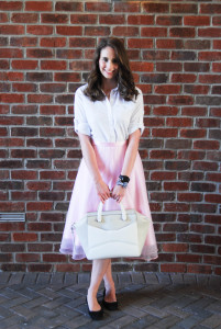 How To Wear Tulle Like A Boss | Breezing Through 14