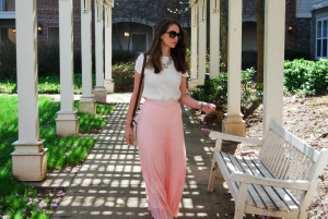 Maxi Skirt | Breezing Through 13