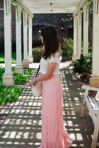 Maxi Skirt | Breezing Through 15
