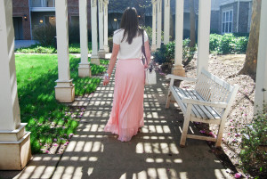 Maxi Skirt | Breezing Through 2