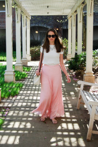 Maxi Skirt | Breezing Through 6