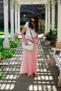 Maxi Skirt | Breezing Through 7