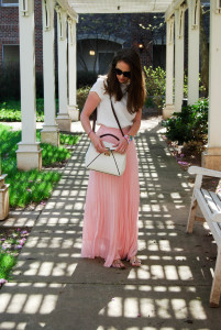 Maxi Skirt | Breezing Through 8