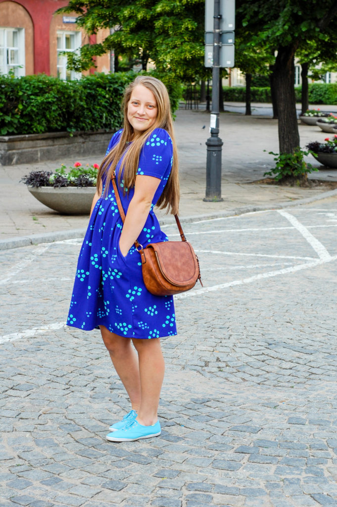 Blue Dress | Breezing Through Instagram 3