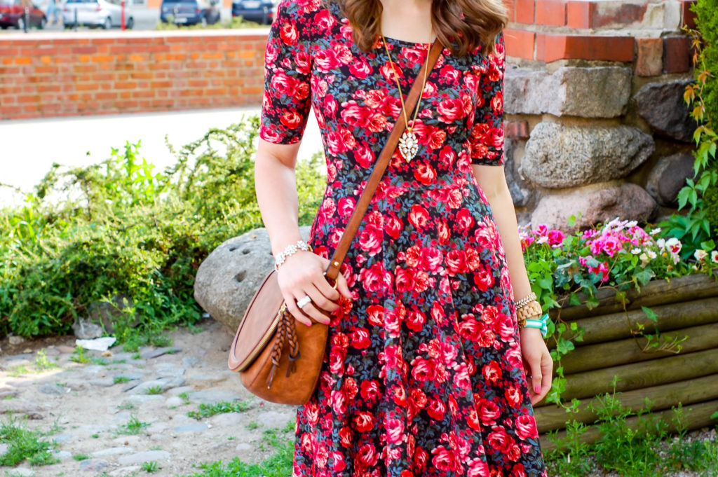 Floral Dress | Breezing Through-18-2