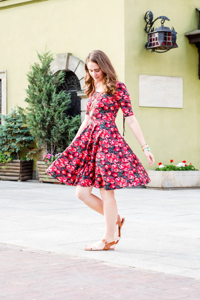 Floral Dress | Breezing Through-5-2