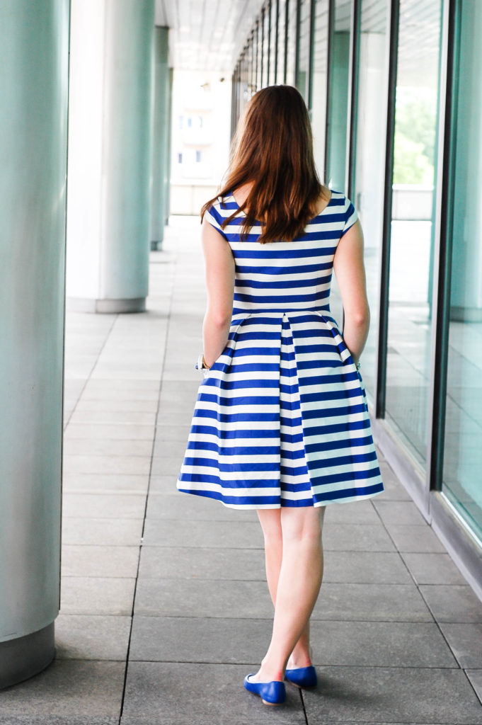Kate Spade Dress | Breezing Through-4