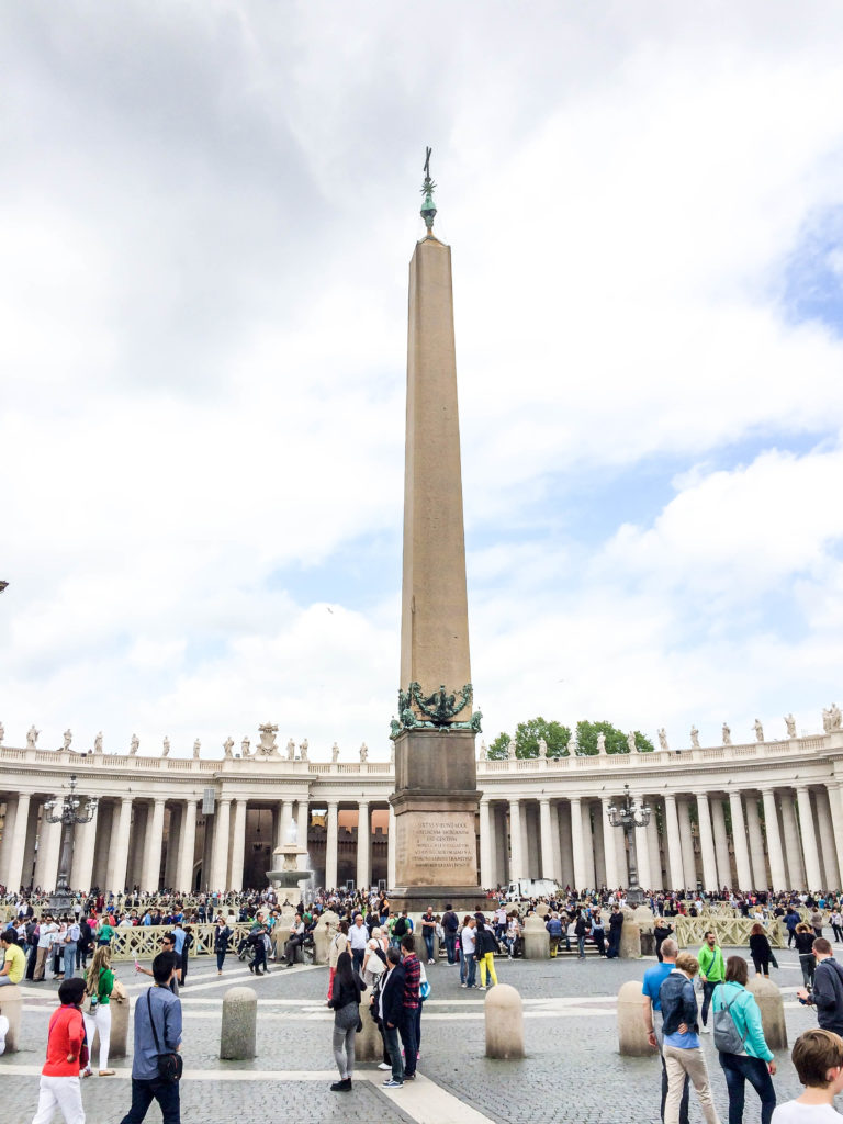 Important Tip When Visiting The Vatican | Breezing Through-3