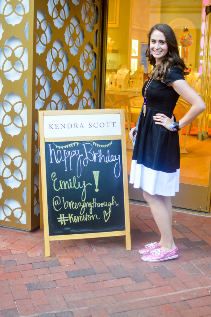 A Very Kendra Scott Birthday | Breezing Through-1
