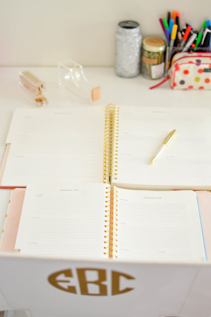 Why I Opted for A GIANT Planner | Breezing Through-4