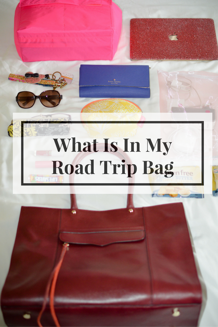 What Is In My Road Trip Bag Breezing Through