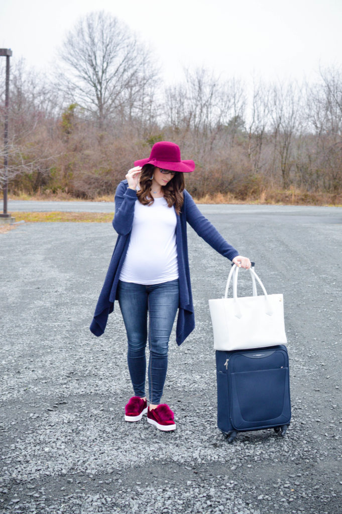 Traveling When Pregnant-1