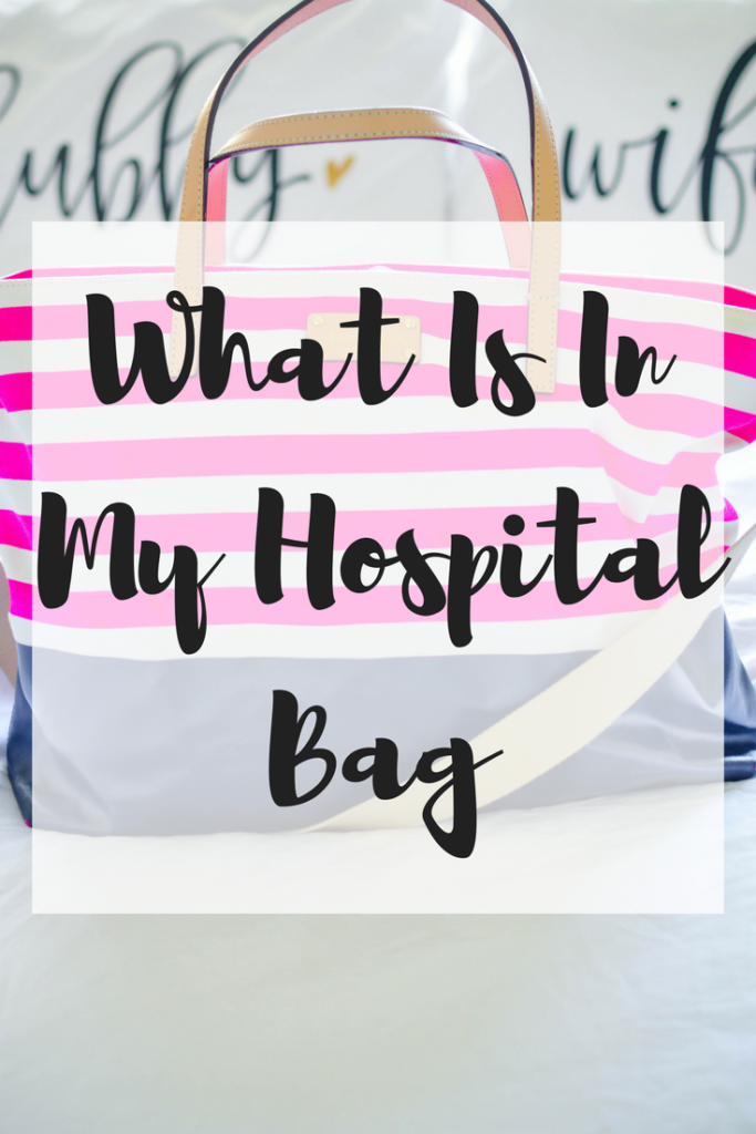 What Is In My Hospital Bag