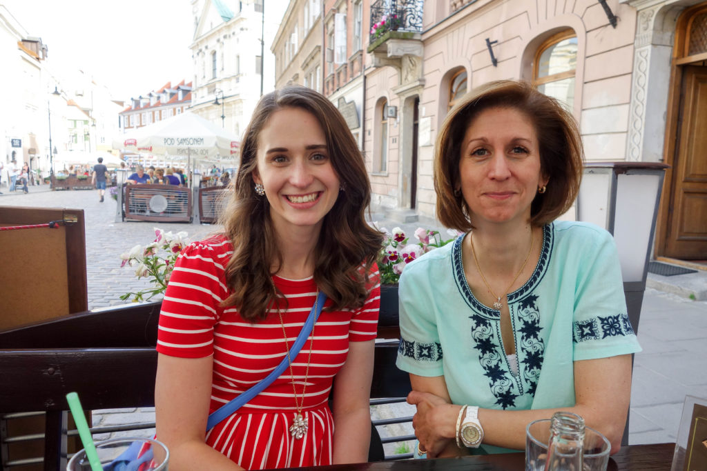 My Relationship with My Mom | Breezing Through