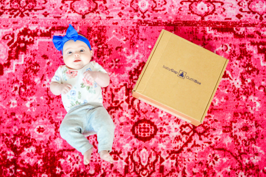 Baby Gap Outfit Box Review (0-3 Months)   Breezing Through