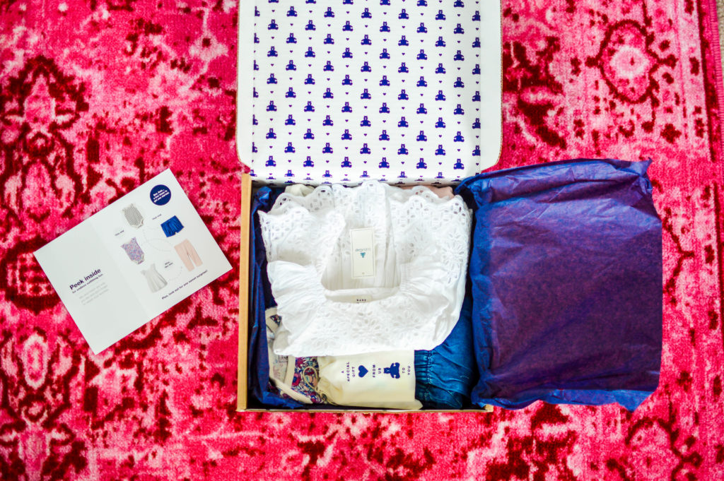 Baby Gap Outfit Box Review (0-3 Months) | Breezing Through