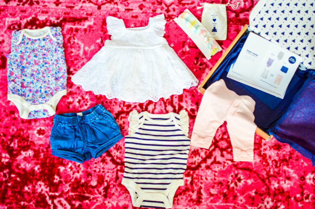 b6d17eb97ad71 Baby Gap Outfit Box Review (0-3 Months) | Breezing Through