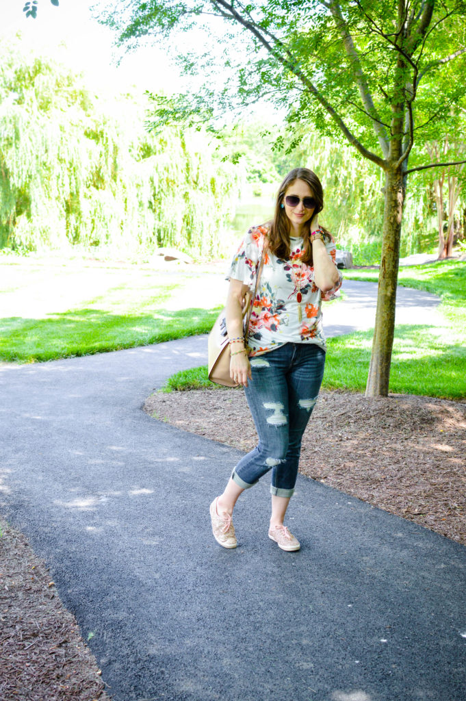Spring Trends With Ruby Claire Boutique | Breezing Through