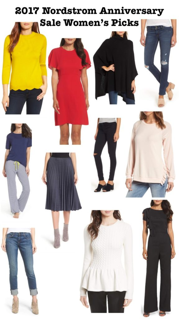 NSale Series: Nordstrom Anniversary Sale Women's Picks
