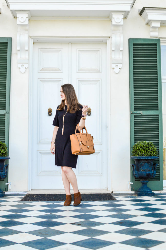 The Perfect Little Black Dress | Breezing Through