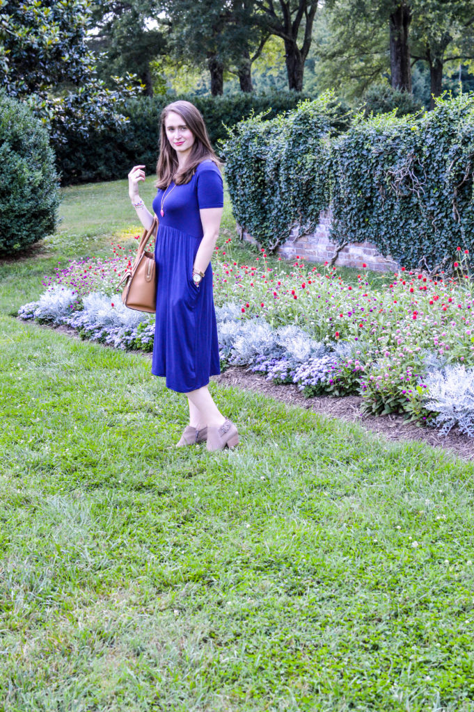 Poppy & Dot Signature Dress | Breezing Through