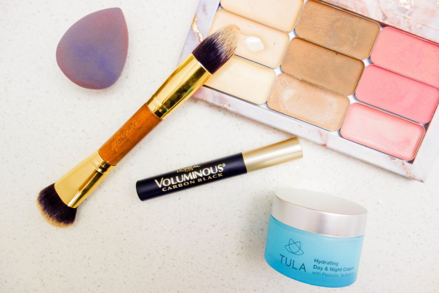 Full Makeup Routine with Maskcara Beauty Products| Breezing Through