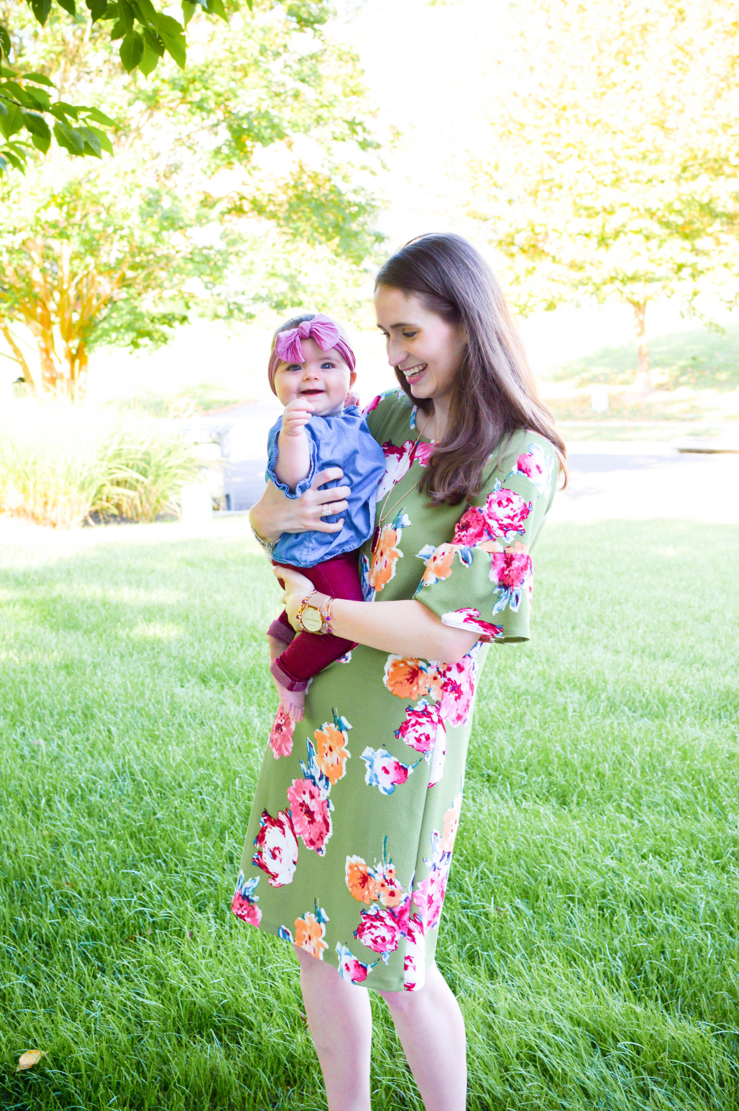 Fall Florals with Poppy & Dot
