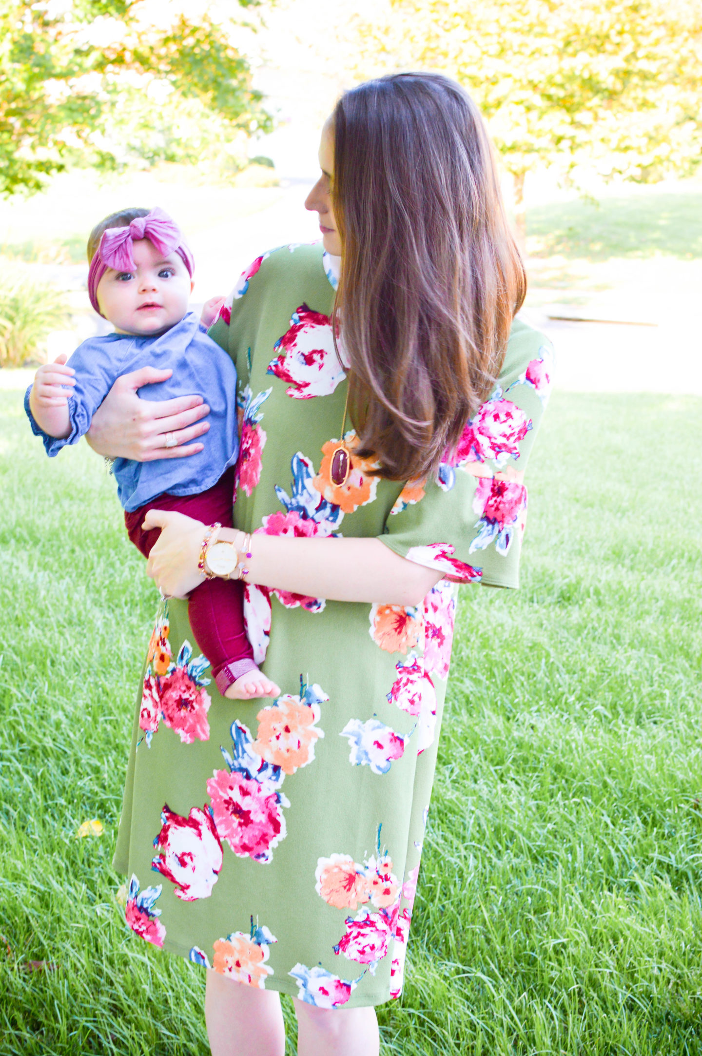 Fall Florals with Poppy & Dot | Breezing Through