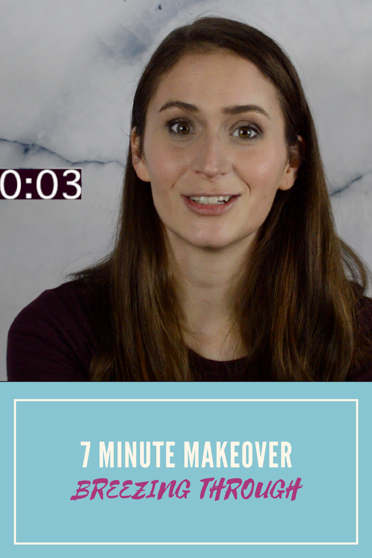7 Minute Face | Breezing Through