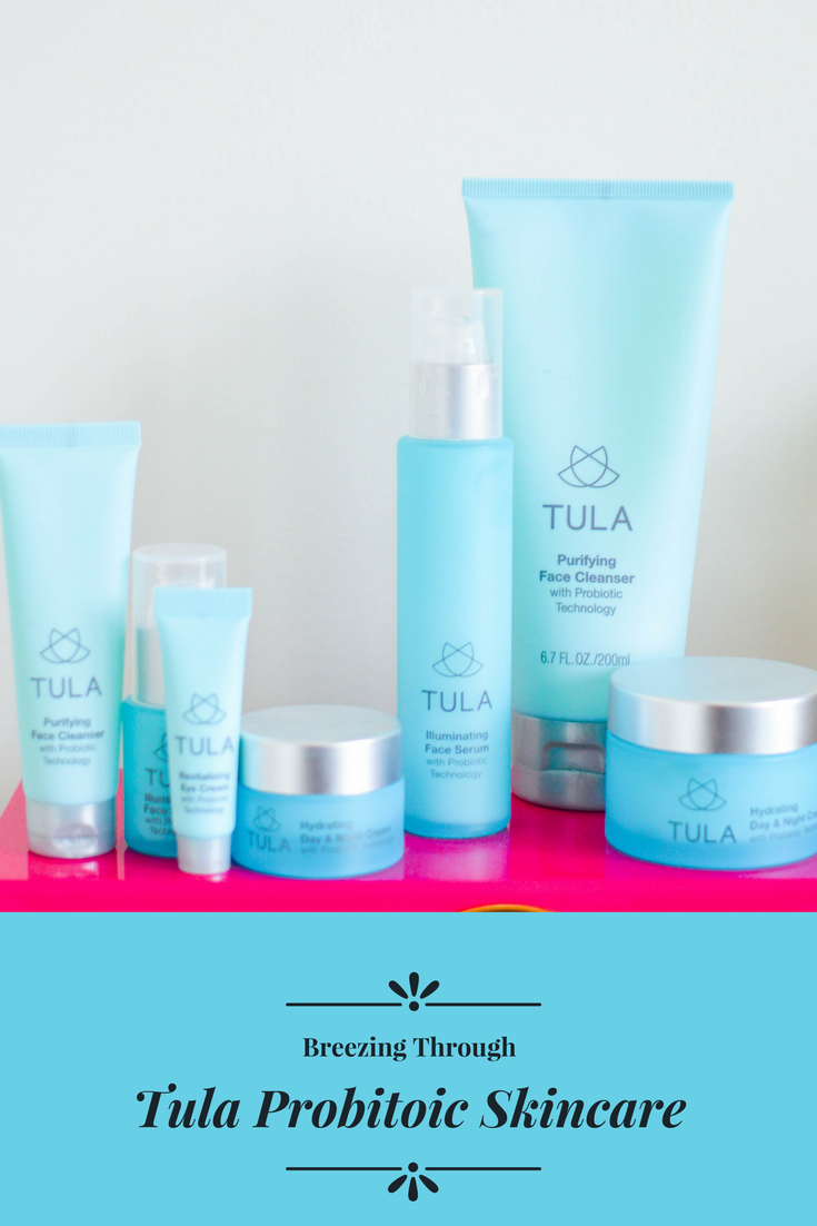 More About Tula Probiotic Skincare | Breezing Through