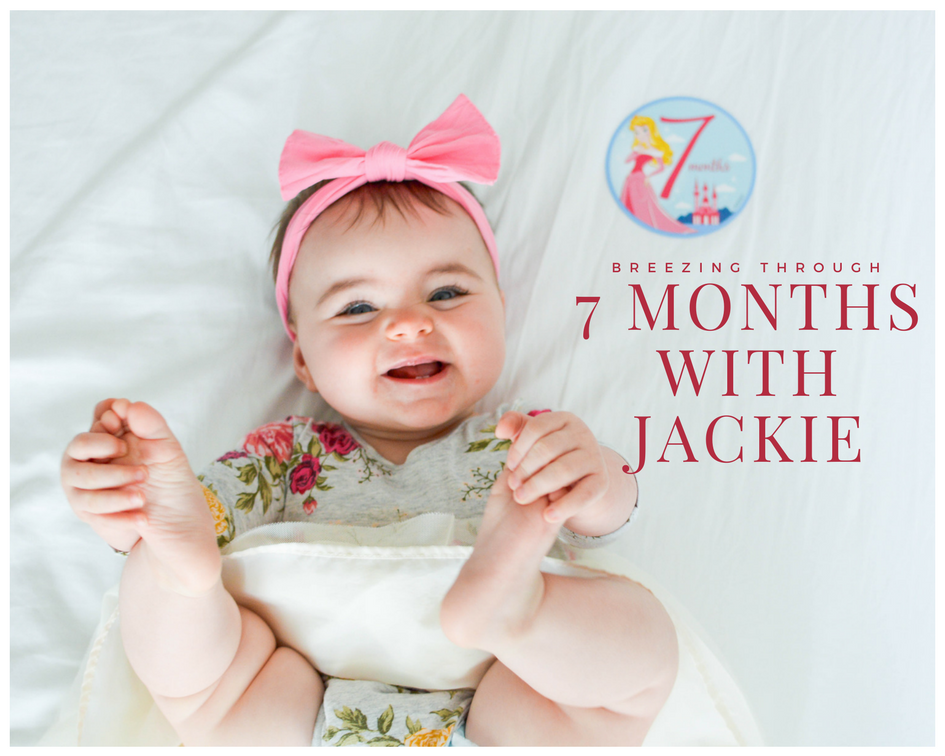 Seven Months With Jackie