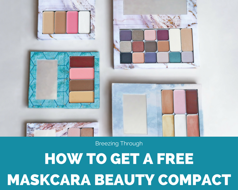 How to Get a Free Maskcara Beauty Compact
