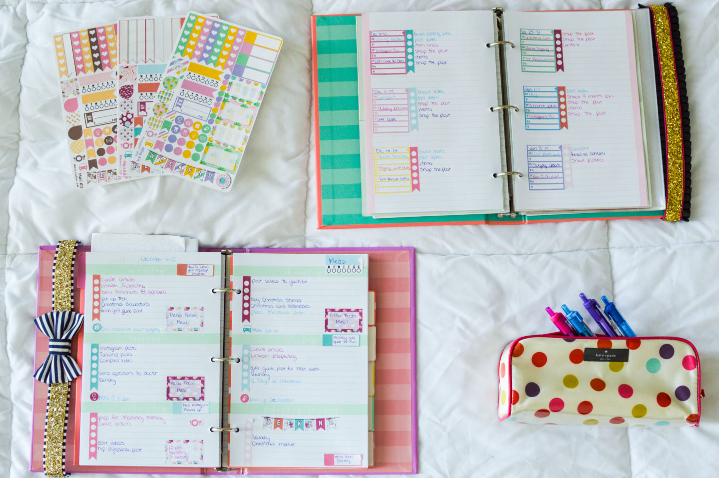 Prepping for Next Year with Plan-It Planet | Breezing Through