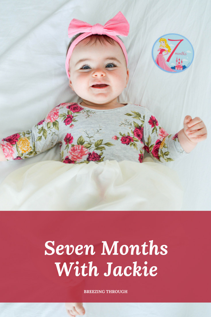 Seven Months with Jackie | Breezing Through